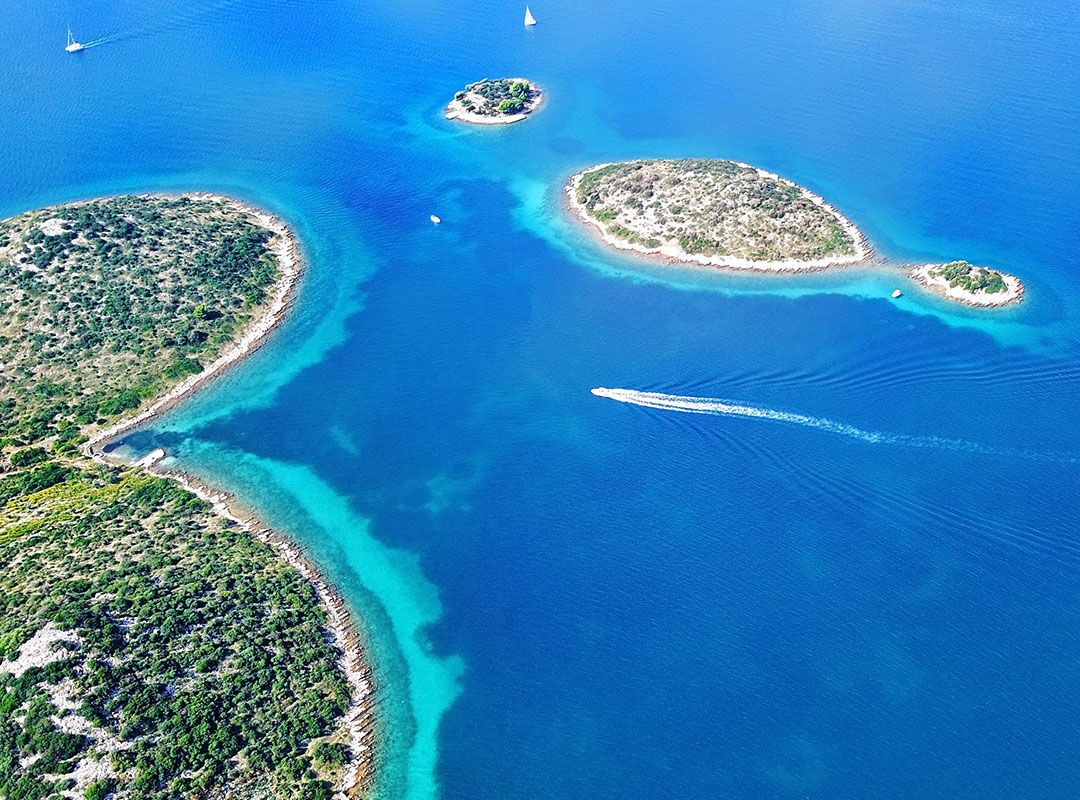 Experience Zadar the best possible way - through tours and excursions