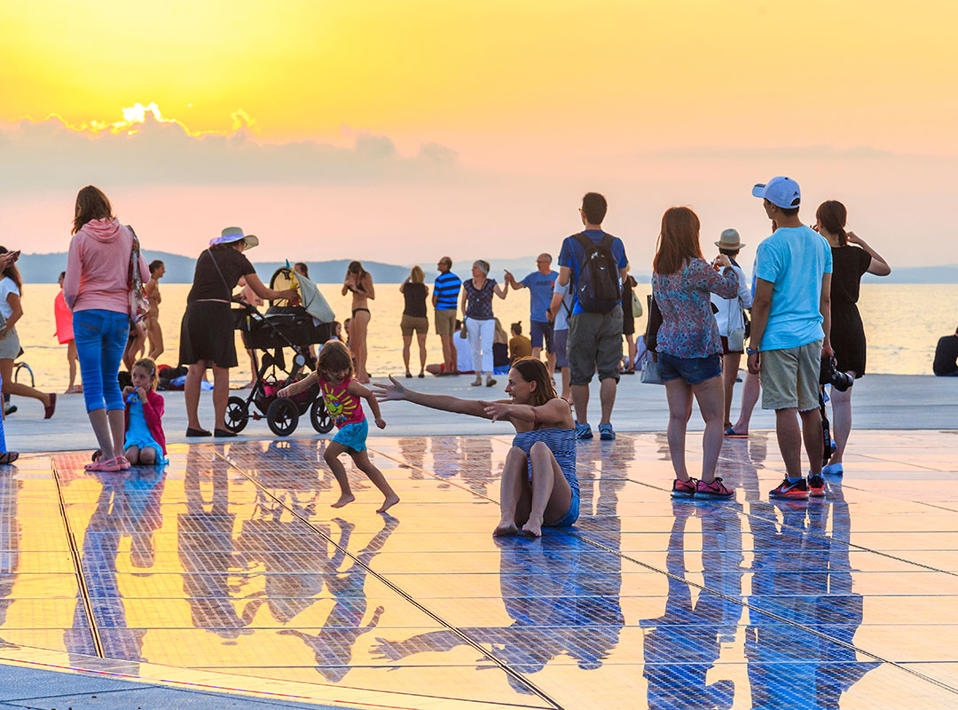 Discover magical Zadar and its rich history